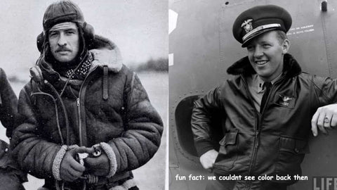 History of bomber jackets