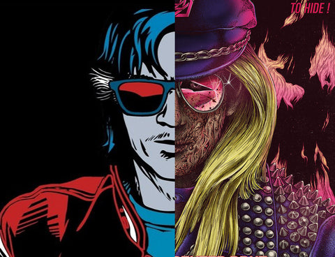 Kavinsky Carpenter Brut