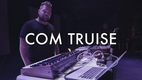New EPs and Albums Com Truise