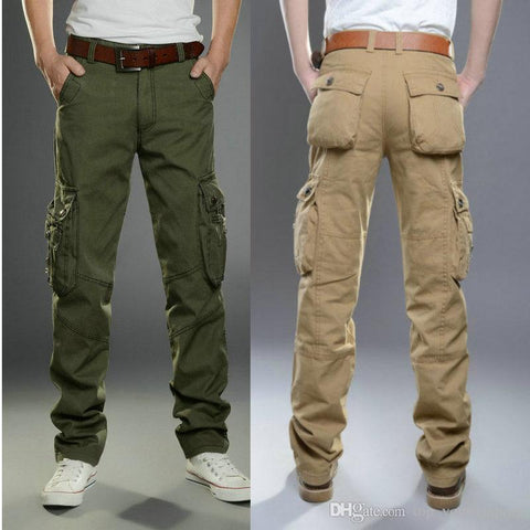 Streetwear Pants Cargo 2019 New Best