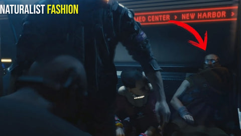 Naturalist Cyber Fashion - Cyberpunk 2077