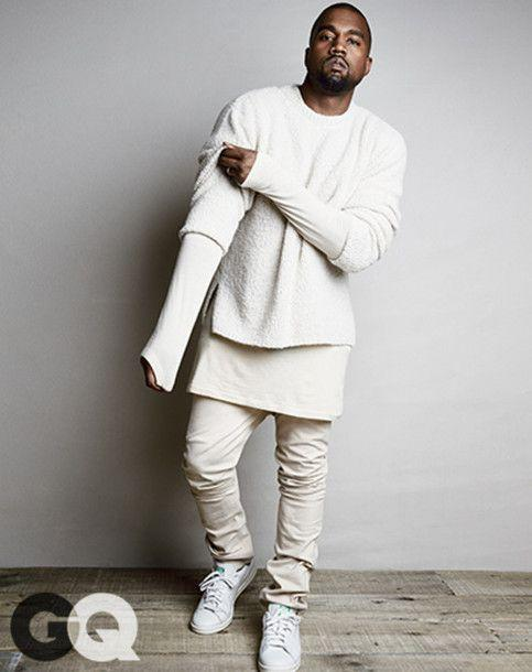 Outfit Hypebeast Streetwear Kanye