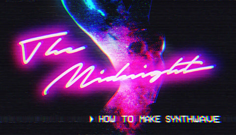 Popular artist of synthwave