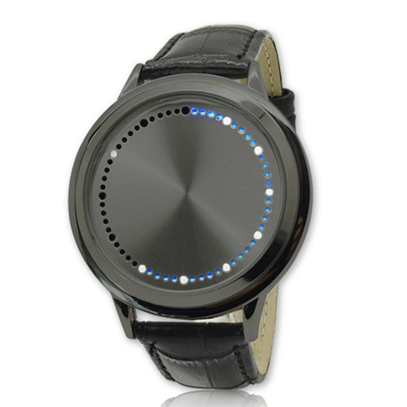 1989 Digital Futuristic Watch - New Retro Streetwear Newretro.Net