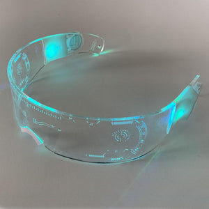 LED Luminous Glasses 7 Colors - New Retro Streetwear Newretro.Net