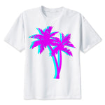 Retrowave T-shirt - New Retro Streetwear Newretro.Net