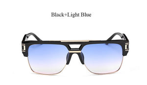 Oversize Square Sunglasses - New Retro Streetwear Newretro.Net