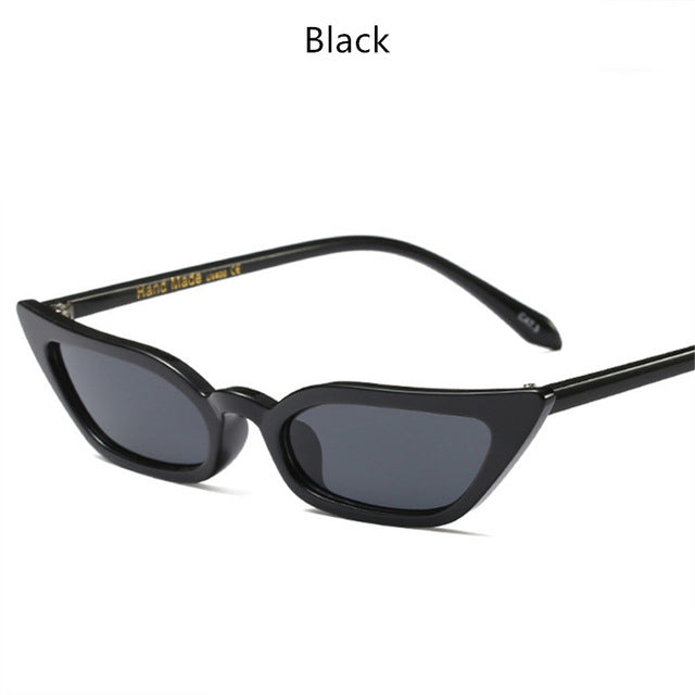 Cat Eye Sunglasses - New Retro Streetwear Newretro.Net