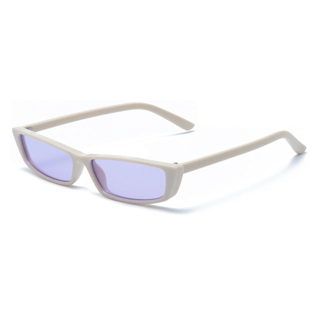 Small Cat Eye Sunglasses - New Retro Streetwear Newretro.Net