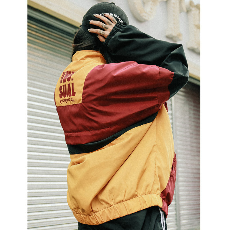 Unusual Autumn Oversized - New Retro Streetwear Newretro.Net