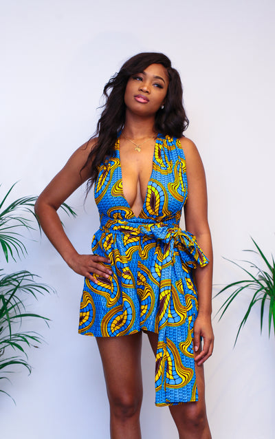 Efia Multiway Playsuit - House of Amara