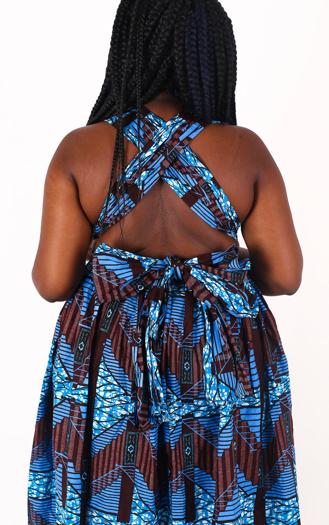 Sizani Multiway Maxi Dress - House of Amara