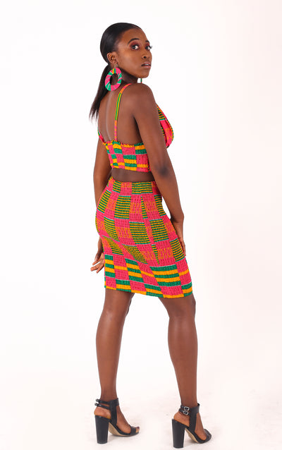 Kisi Bodycon Skirt - House of Amara
