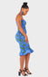 Leylah Bandeau Dress - House of Amara