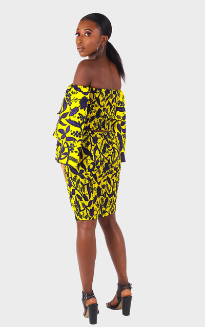 Lulu Bodycon Skirt - House of Amara