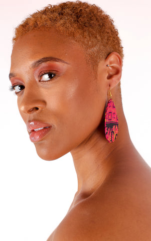 Yayaa Teardrop Earrings - House of Amara