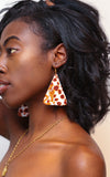 Zula Triangle Earrings - House of Amara