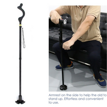 Walking Stick Telescopic Folding Canes