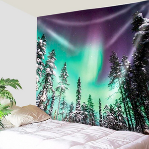 Ray of Aurora Tapestry