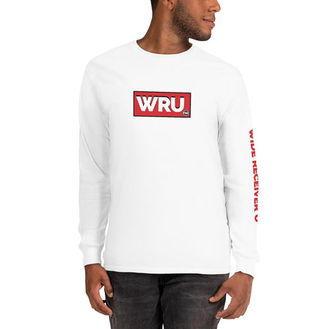 The Official WRU Long Sleeve T-shirt