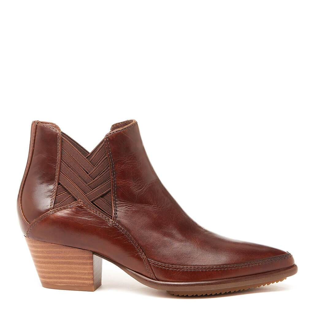 Kelsi Dagger BK® Elsewhere Espresso Leather Bootie