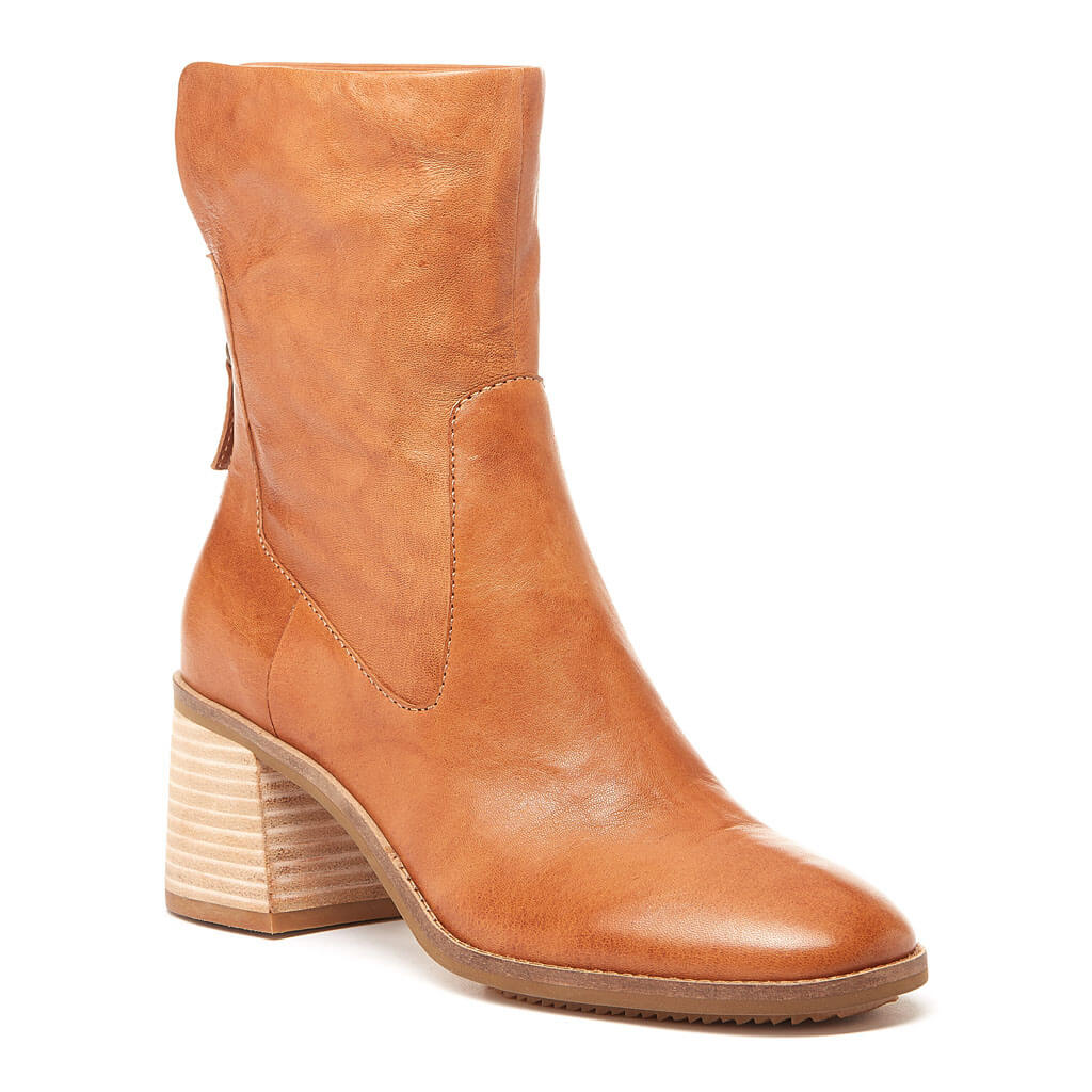 Island Fox Leather Boot