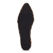 Jazz Black Espadrille Slide