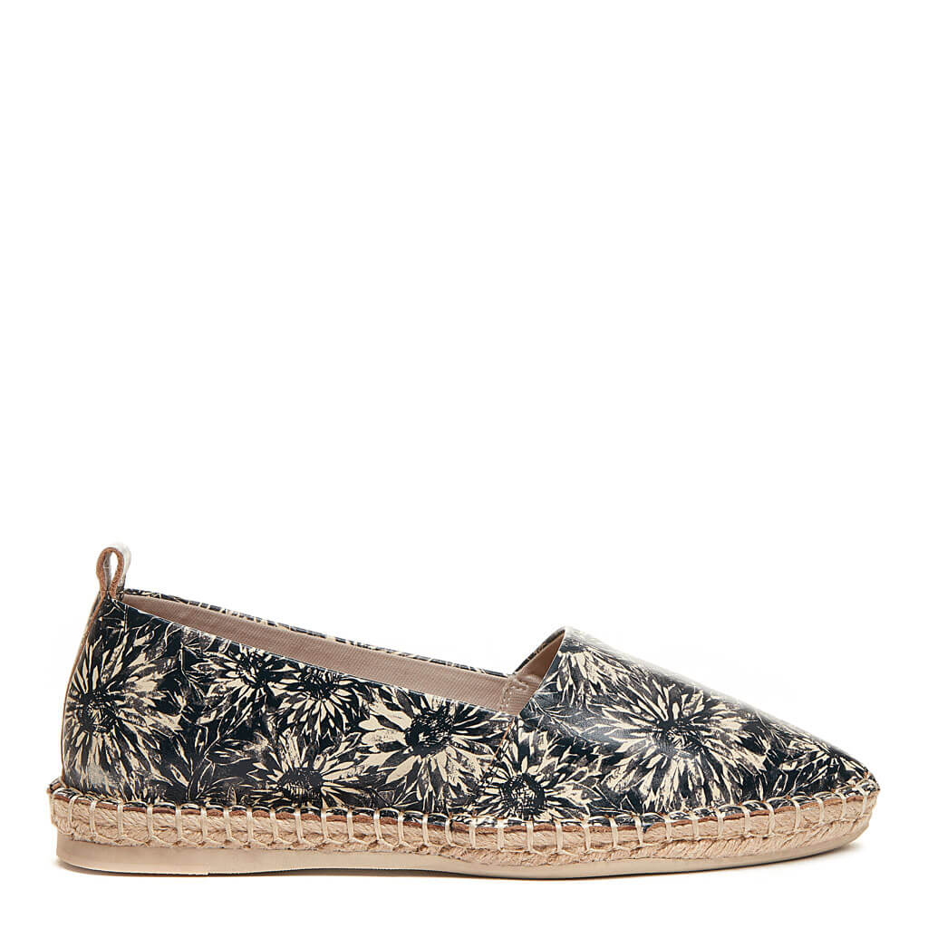 Juniper Sunflower Espadrille