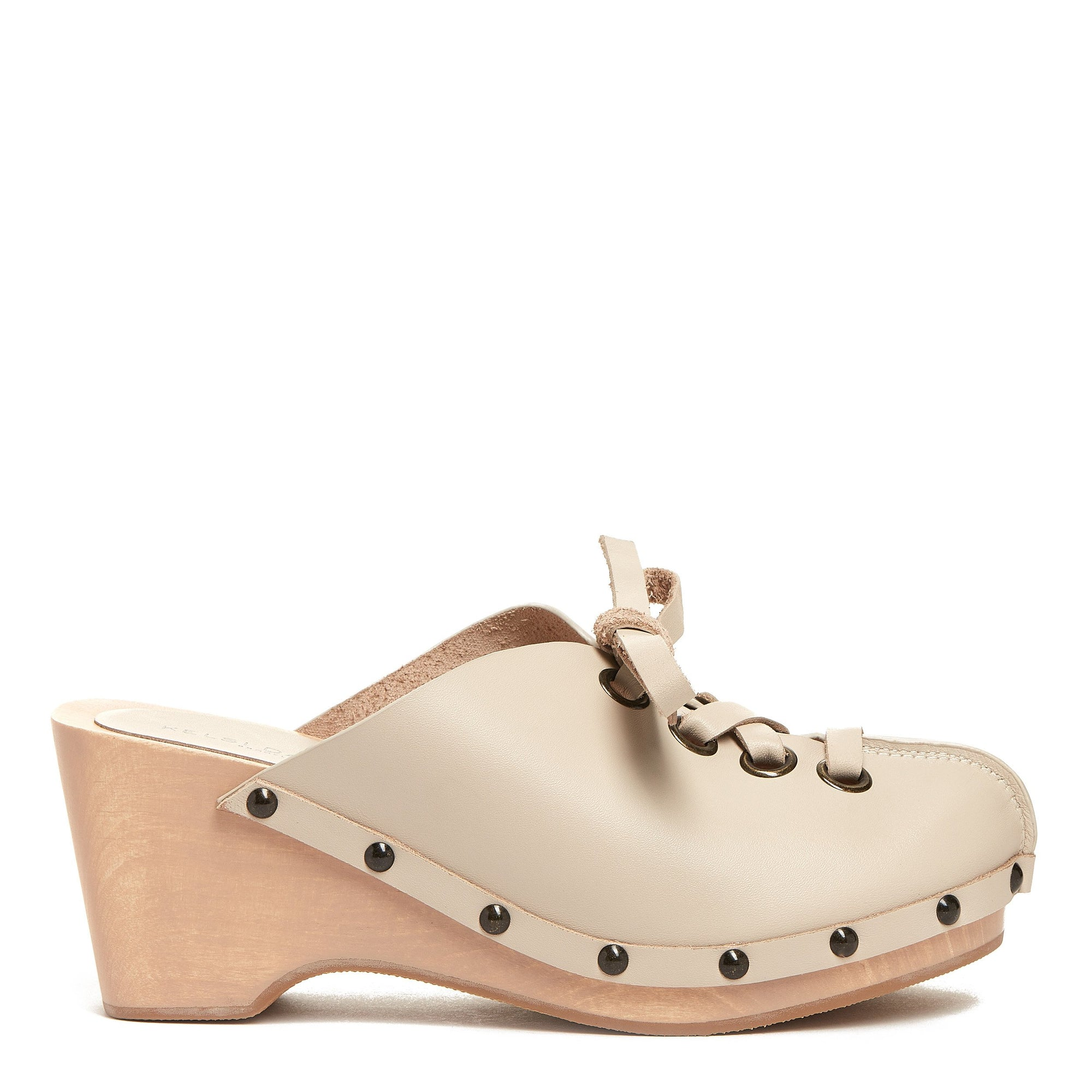 Kelsi Dagger BK® Just White Wash Wood Clog