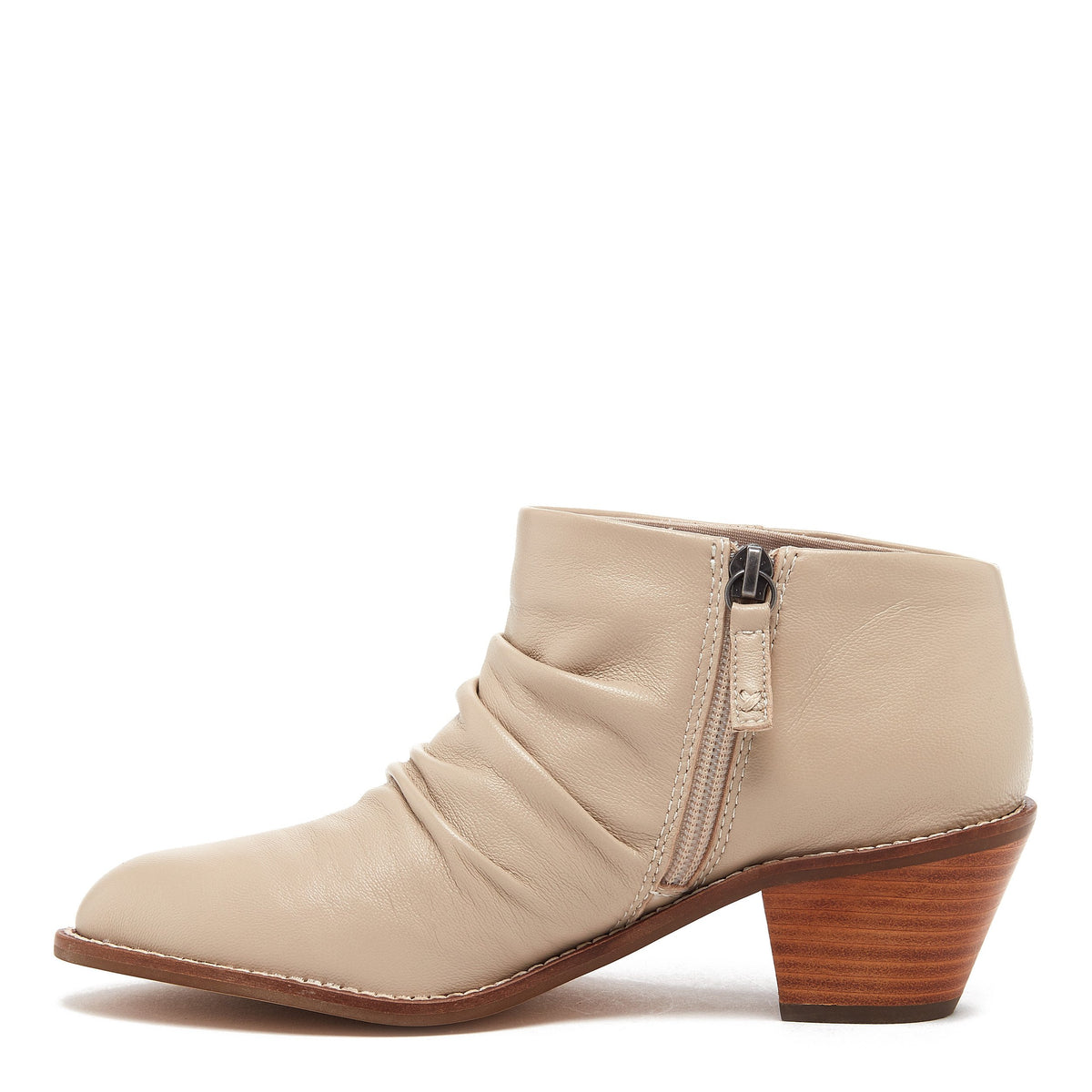 Kelsi Dagger BK® Kiri Whitewash Leather Bootie