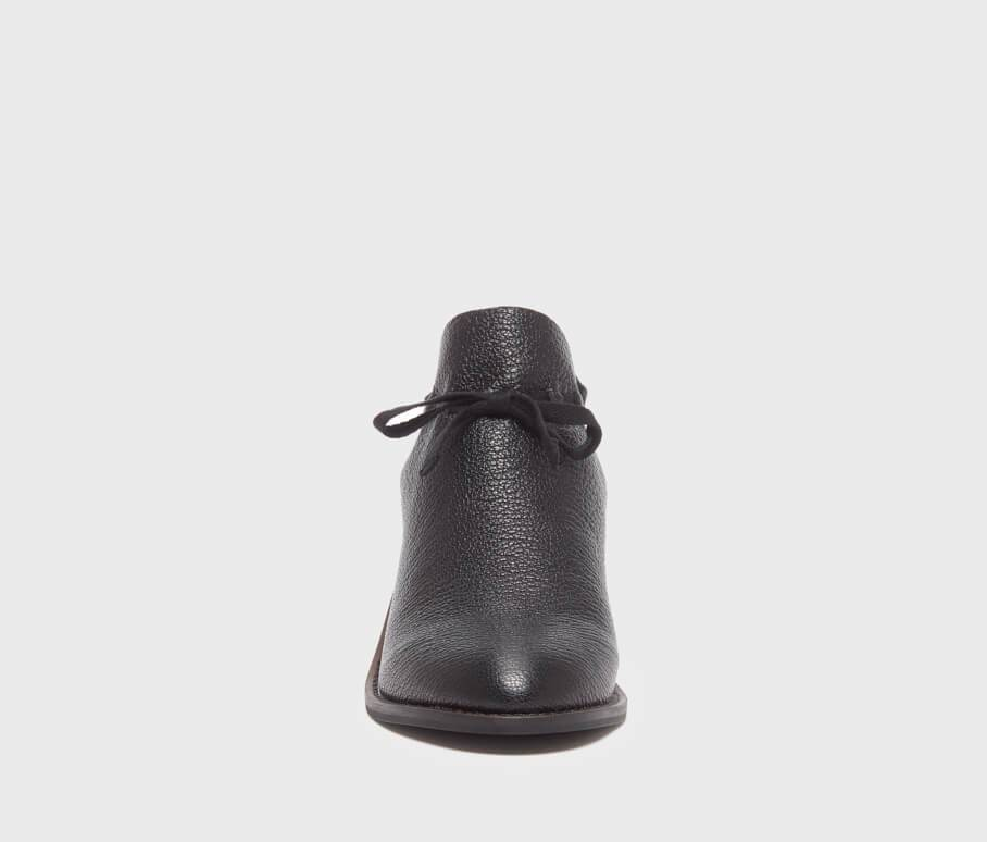 Kelsi Dagger BK® Kym Black Leather Bootie
