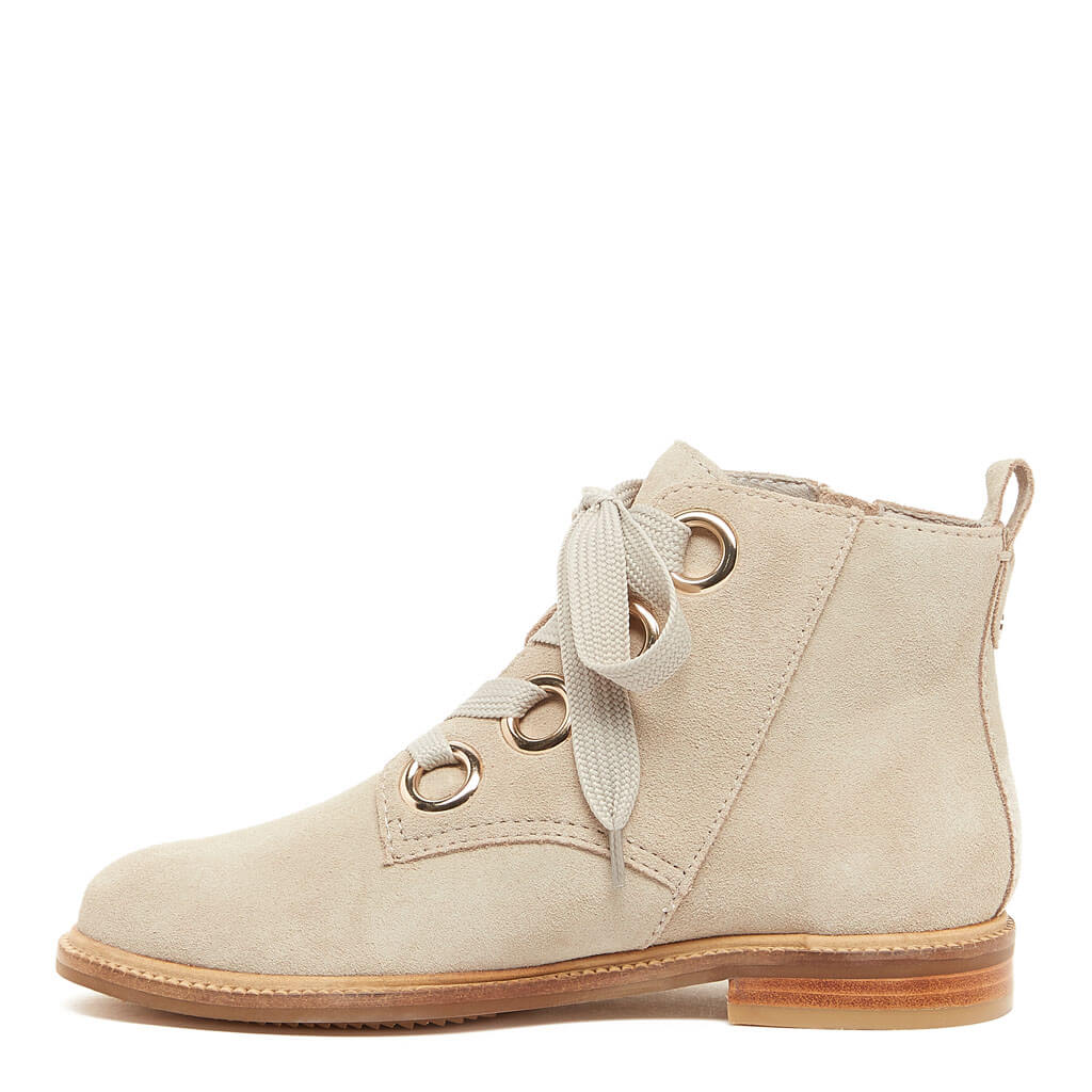 Lover Rhino Suede Bootie