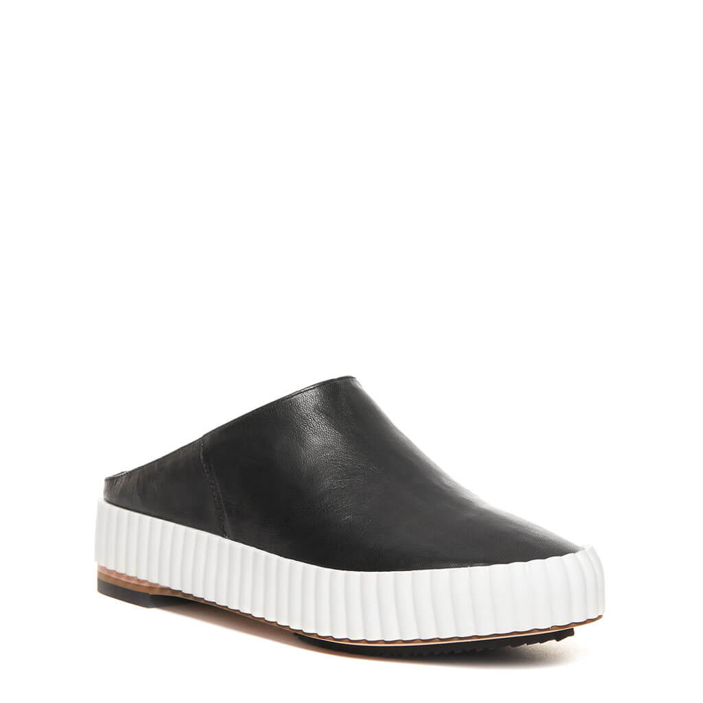 Miller Black Slip On