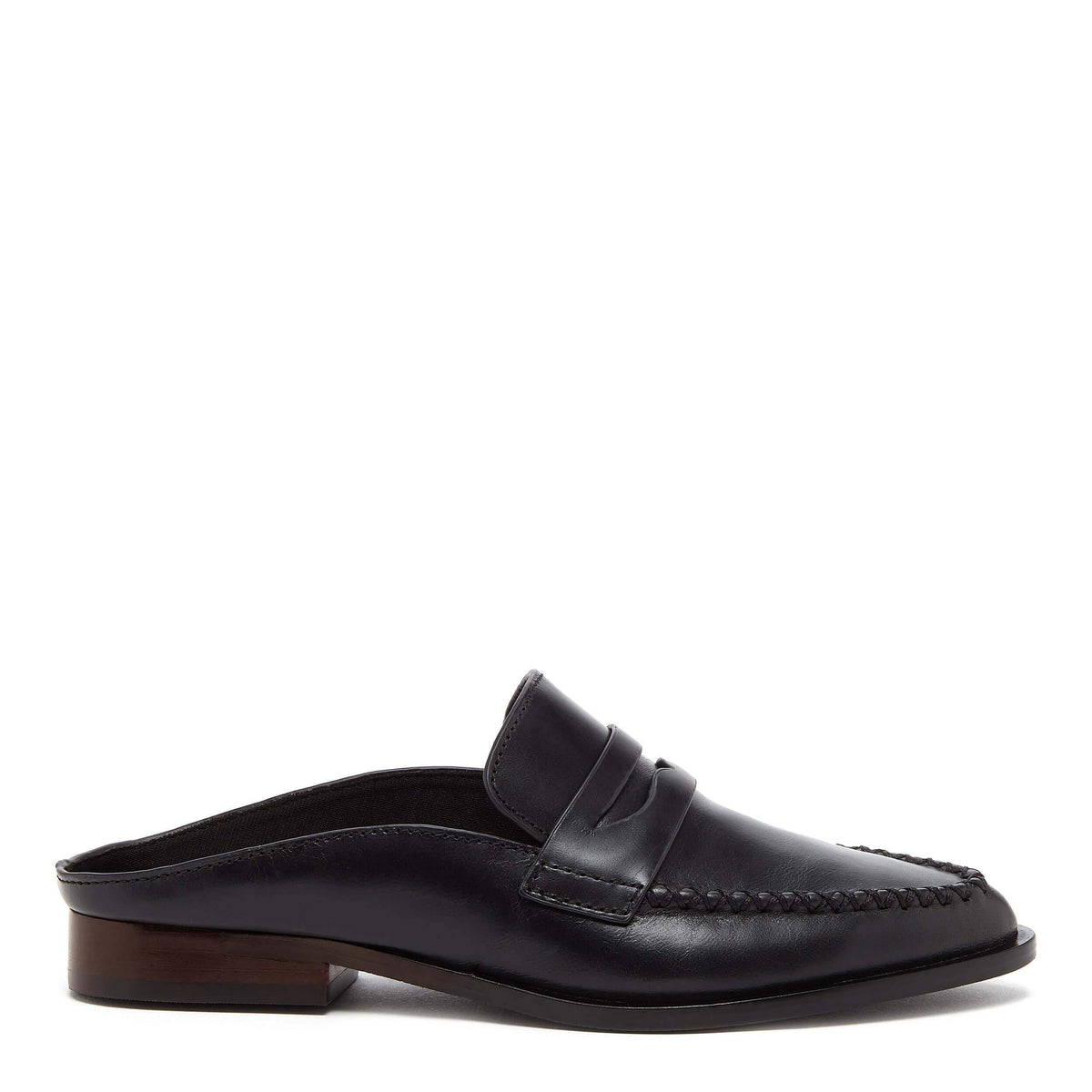 Kelsi Dagger BK® Sanders Black Leather Mule