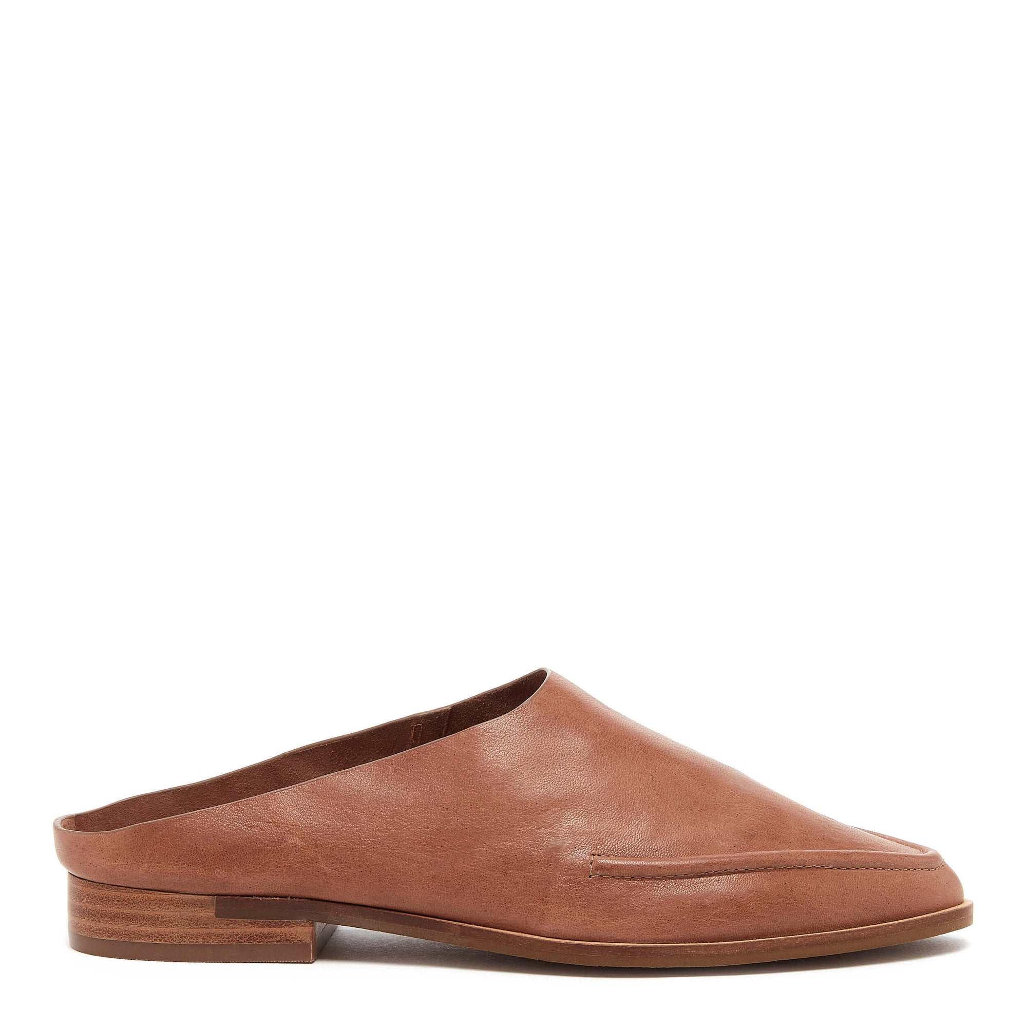 Stillwell Pebble Leather Mule