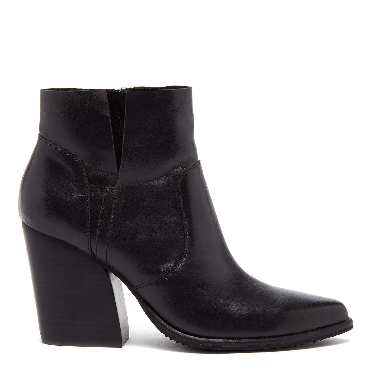 Kelsi Dagger BK® Vale Black Leather Bootie
