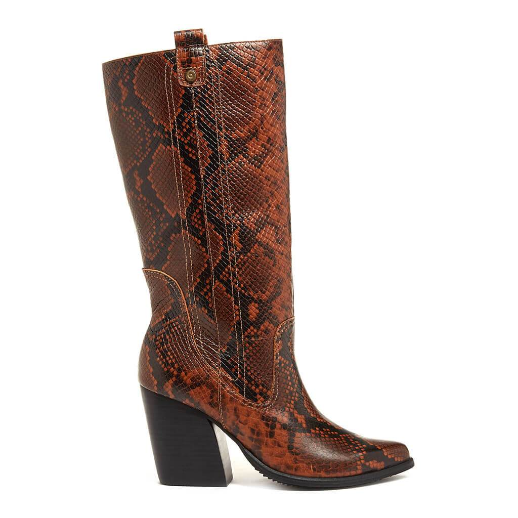 Kelsi Dagger BK® Volley Espresso Leather Boot