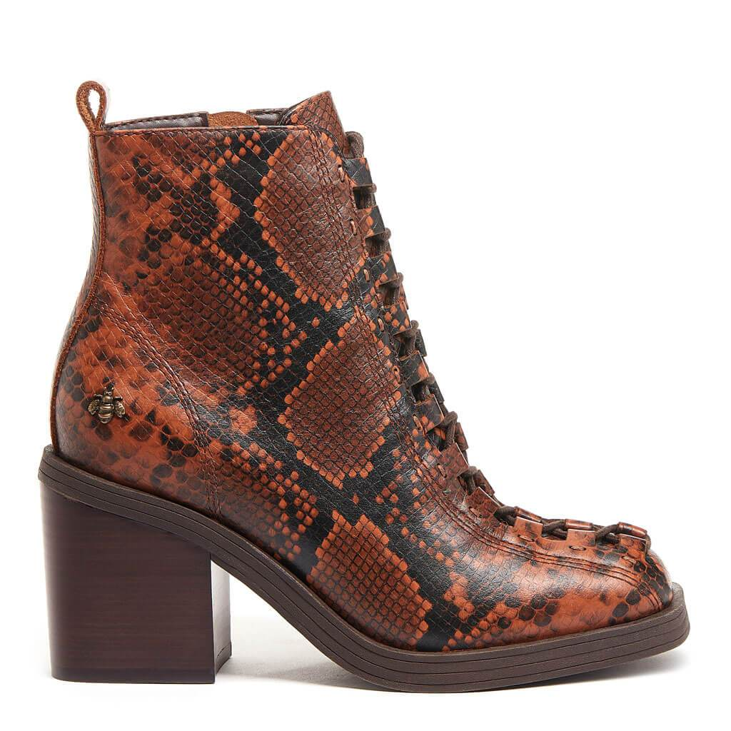 Kelsi Dagger BK® Westlight Espresso Leather Bootie