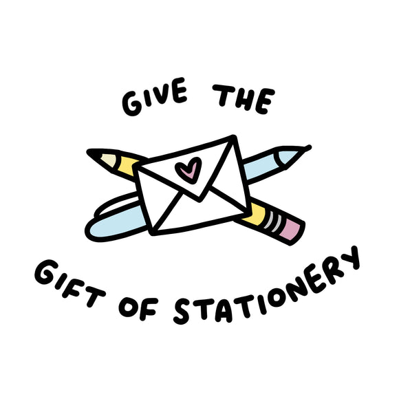 The Gift of Stationery Secret Society Subscription
