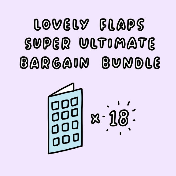Lovely Flaps Bargain Bundle