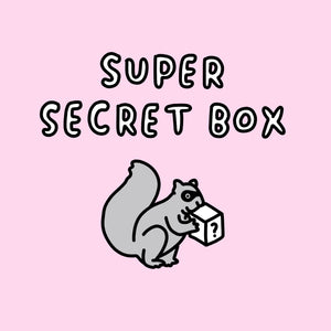 Small Super Secret Box Worth Over £30