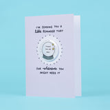 A Reminder That Things Will Be Okay Keepsake Magnet Card Sent Straight To Your Chosen One