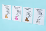 Send An Unsolicited Dick Pick-Me-Up Pop-Up Print