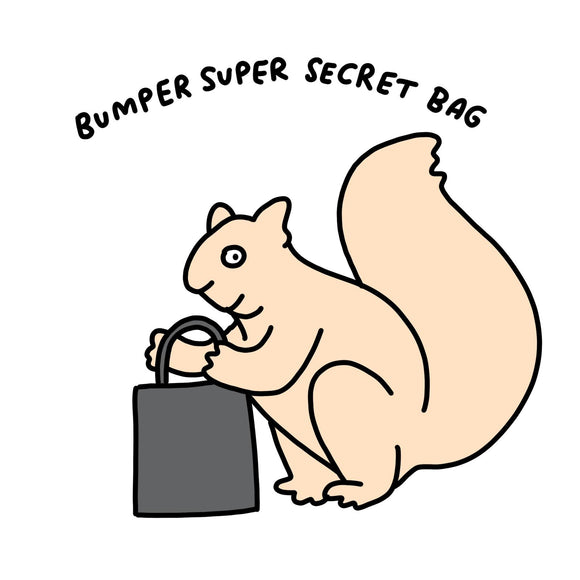 Lucky Dip Bumper Super Secret Tote Bag