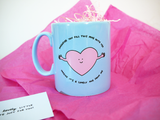 Send a Virtual Hug in the Form of a Tea Mug To Your Lovely Pal