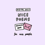 Send A Nice Poem To A Loved One - Digital Version Only
