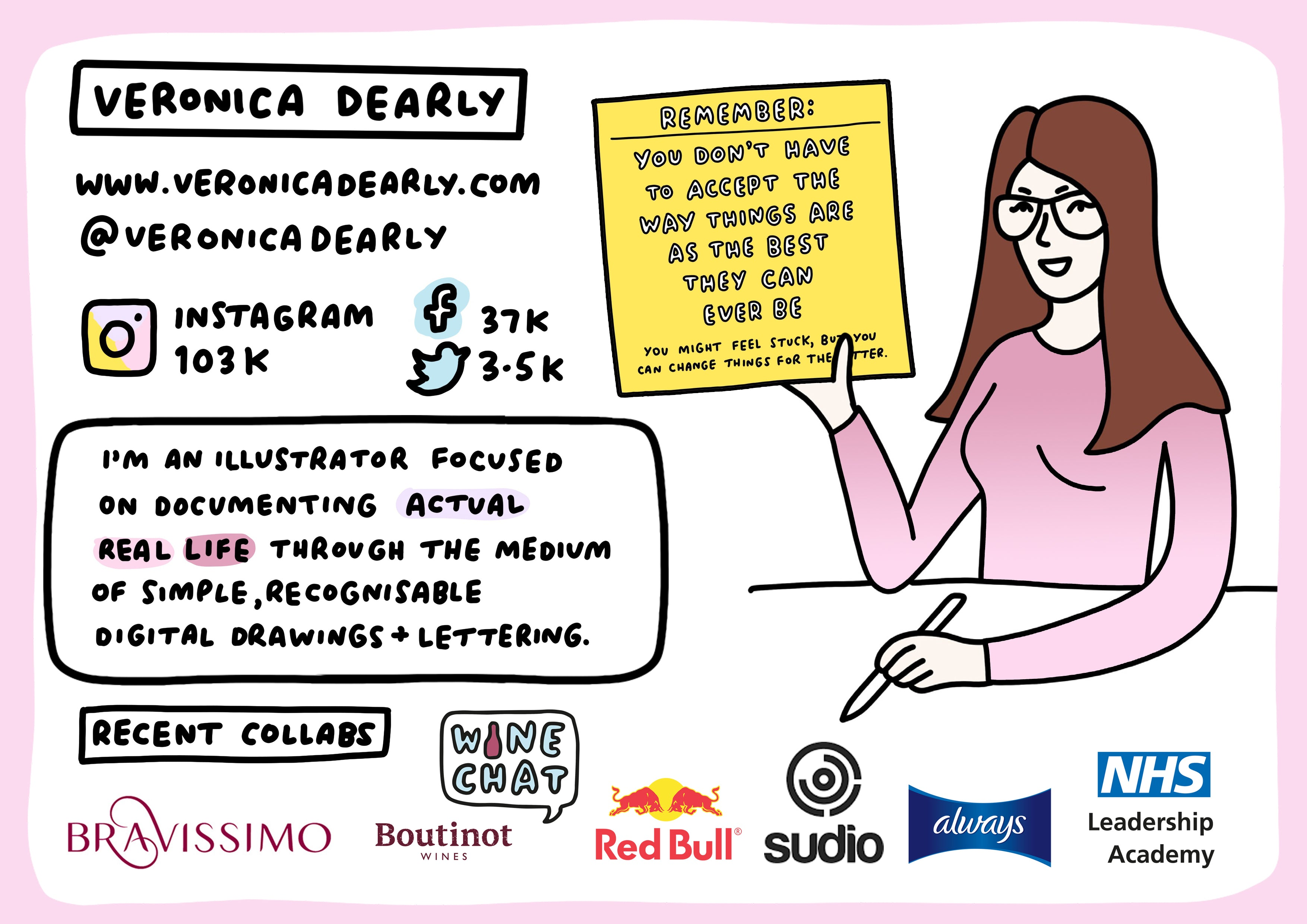 Veronica Dearly Brand Influencer Marketing