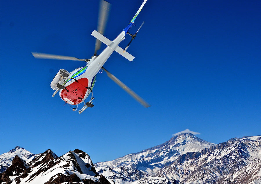 10 REASONS TO SPLURGE ON A HELI DAY