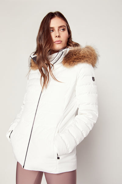 Julia Faux Fur Parka
