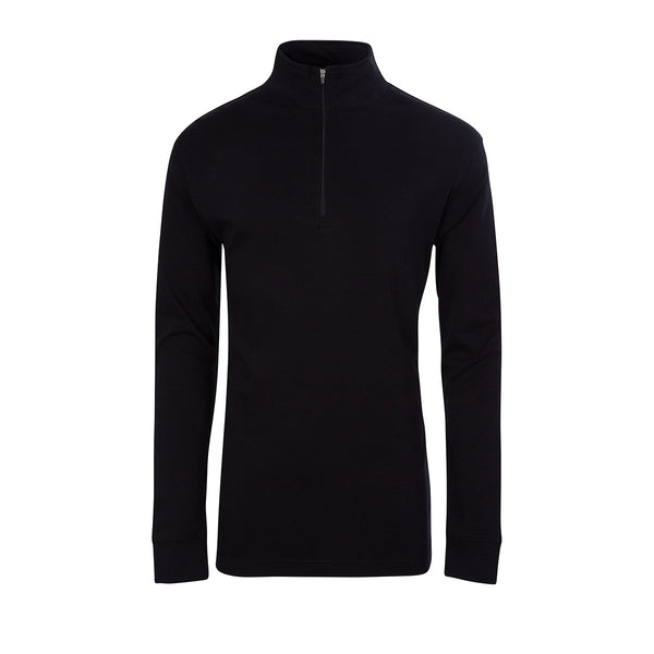 Men's Zip Mock